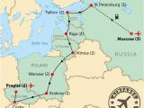 Moscow Europe Map Prague Map Europe