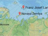 Moscow Map Europe Russian Military Discovers New island In Remote Arctic
