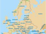 Moscow On Map Of Europe Map Russia Continent