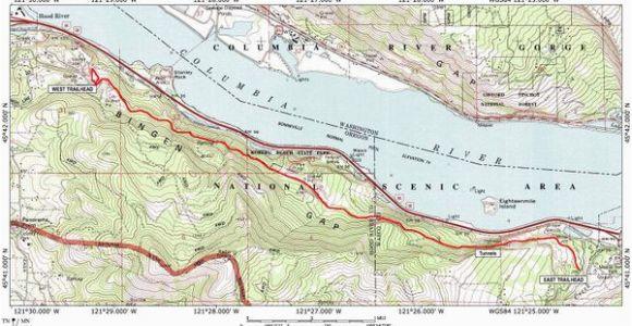 Mosier oregon Map Mosier Twin Tunnels Hike Hiking In Portland oregon and Washington