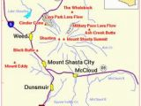 Mount Shasta California Map 46 Best Maps Mt Shasta area Images Blue Prints Cards Map