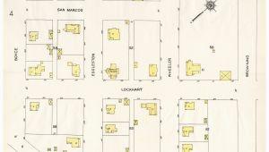Mount Vernon Texas Map Sanborn Maps Of Texas Perry Castaa Eda Map Collection Ut Library