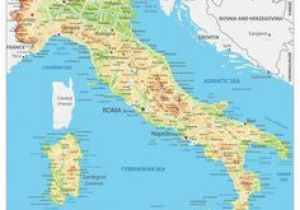 Map Of Italy With Mountains.Mountains In Italy Map Military History Of Italy During World War I
