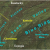 Mountains Of Tennessee Map Landform Map Of Tennessee Major Landforms Of East Tennessee