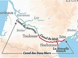 Narbonne France Map Canal Du Midi Wikipedia