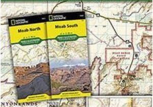 National Geographic Maps Colorado Colorado 14ers topographic