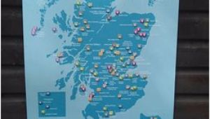 National Trust Map Of England Map Of National Trust Properties In Scotland Picture Of