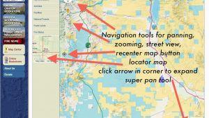 Neskowin oregon Map Publiclands org oregon