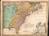 New England America Map File A New Map Of north America Shewing the Advantages Obtain D