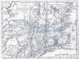 New England Driving Map 1775 to 1779 Pennsylvania Maps