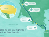 New England Driving tour Map Highway 1 In northern California A Drive You Ll Love