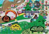 New England Six Flags Map Park Map Six Flags Great Adventure