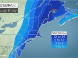 New England Snow Depth Map Snowstorm Pounds Mid atlantic Eyes New England as A Blizzard