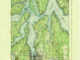 New England topographic Map Amazon Com Yellowmaps Olympia Wa topo Map 1 62500 Scale