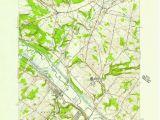 New England topographic Map Amazon Com Yellowmaps oriskany Ny topo Map 1 24000 Scale