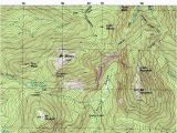 New England topographic Map topographic Maps