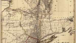 New York and Canada Map Map Of Colonial New York Wip Colonial America Map Of