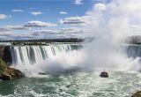 Niagara Falls Canada attractions Map Visitors Guide to Niagara Falls Canada