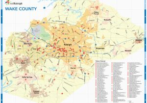 North Carolina Airports Map Raleigh N C Maps Downtown Raleigh Map