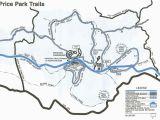 North Carolina Campgrounds Map Blue Ridge Parkway Maps