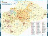 North Carolina Colleges Map Raleigh N C Maps Downtown Raleigh Map