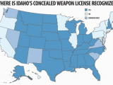 North Carolina Concealed Carry Reciprocity Map Guns In Rv S Everything You Need to Know Pew Pew Tactical