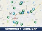 North Carolina Crime Map Community Crime Map Fuquay Varina Nc
