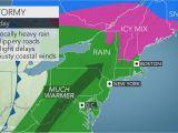 North Carolina Doppler Radar Map soaking Rain Milder Air to Move Into Eastern Us at Late Week