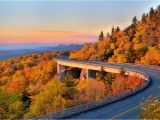 North Carolina Fall Foliage Map Fall Foliage Peak Periods In the southeast
