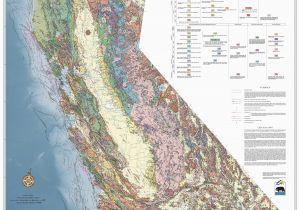 North Carolina Geologic Map California Geological Survey 2010 State Geologic Map Of California