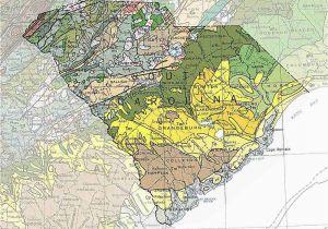 North Carolina Geologic Map Geologic Maps Of the 50 United States