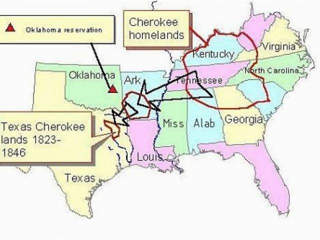 North Carolina Indian Tribes Map original Cherokee Territory ...