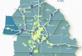 North Carolina Industry Map Key Industries Cleveland County Economic Development Partnership