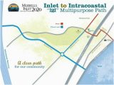 North Carolina Intracoastal Waterway Map Work On Murrells Inlet Multi Use Path Set to Begin News
