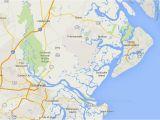 North Carolina islands Map Maps Of Hilton Head island south Carolina
