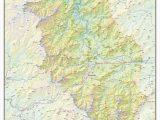 North Carolina On A Map Haywood County topographical Map Haywood north Carolina Mappery