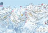 North Carolina Skiing Map Three Valleys Piste Map