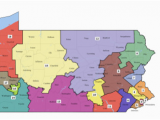 North Carolina Voting Districts Map Pennsylvania S Congressional Districts Wikipedia