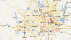 North Central Texas Map Texas Maps tour Texas