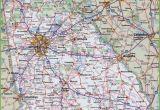 North Georgia Counties Map Georgia State Maps Usa Maps Of Georgia Ga