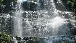 North Georgia Waterfalls Map Waterfalls Of north Georgia Revolvy