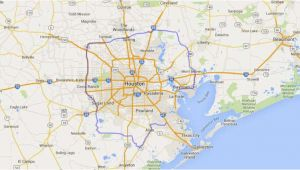 North Texas tollway Map See How Grand Parkway Compares In Size to Other Land formations