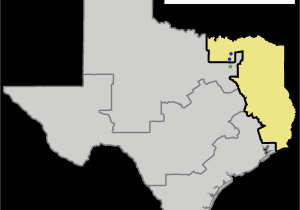 Map Of Texas District 6.Northern District Of Texas Map Texas S 32nd Congressional District