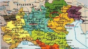 Northern Italy Map tourist northern Italy Map tourist Afp Cv