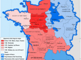 Northwest France Map Crown Lands Of France the Kingdom Of France In 1154 History