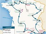 Northwest France Map France Itinerary where to Go In France by Rick Steves Travel In