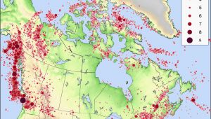 Nuclear Plants In Canada Map California Natural Resources Map Natural Resources Map