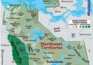 Nwt Canada Map 93 Best Northwest Territories Images In 2018