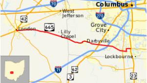 Obetz Ohio Map Groveport Ohio Revolvy