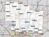 Ohio area Codes Map Cincinnati Zip Code Map Inspirational Ohio Zip Codes Map Maps